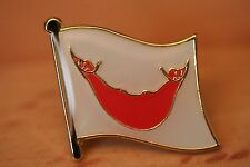 EASTER ISLAND Chile Flag Metal Lapel Pin Badge *NEW*