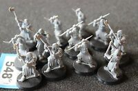 Games Workshop Lord of the Rings Mordor Orcs Two Handed Weapons x12 LoTR GW