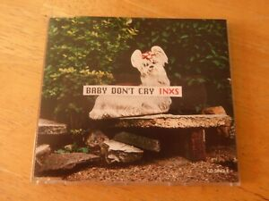 INXS – Baby Don't Cry - CD Single