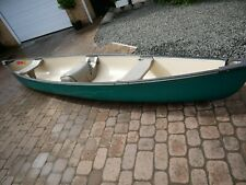 Canadian Canoe with Paddles