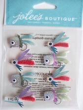 JOLEE'S BOUTIQUE STICKERS - FISHING LURES REPEATS