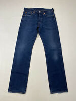 LEVI'S 501 Jeans - W31 L33 - Blue - Great Condition - Men's