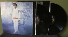 "Wyclef Jean ""The Carnival"" 2x LP Orig US VG+The Fugees Lauren Hill"