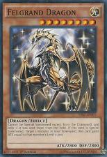 Felgrand Dragon, SDRL-EN001, Near Mint