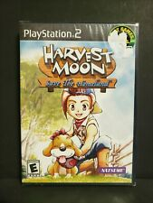 Harvest Moon: Save the Homeland (Sony PlayStation 2, 2001) PS2 Sealed
