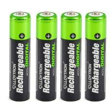AAA Rechargeable Battery - AAA 900mAh 4 Pack - Lloytron NIMH AccuPower (B015)
