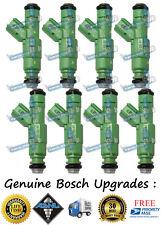 Bosch Upgrade 4 Hole Nozzle Ford Lincoln 8x Fuel Injectors 2005 - 2007 5.4L