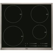 AEG HK654200XB 60cm Induction Hob with Slider Touch Control