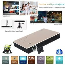 7100Lumens Android DLP 1080P 4K Wifi 3D Home Theater Projector Video Ciname HDMI