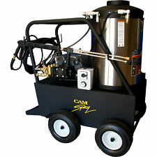 Cam Spray Electric Hot Water Pressure Washer 2000 Psi 40 Gpm 230v