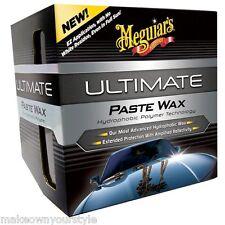 Cera polish per auto carnauba Ultimate Wax Paste MEGUIARS