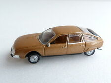 ATLAS VOITURE CITROËN CX 2000 MARRON 1/87 EME