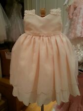 Joan Calabrese Flower Girl Dress 24 months size Style 114358B MSRP $138