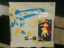 THROBBING GRISTLE 5 LP BOX SET FETISH RECORDS