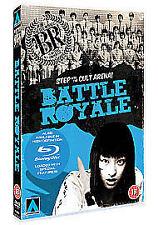 Battle Royale [DVD], Very Good DVD, Aki Maeda, Tomomi Shimaki, Sayaka Ikeda, Eri