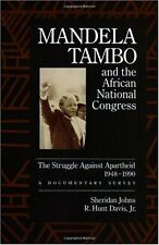 Mandela, Tambo, and the African National Congress: