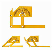 Measuring Instrument Angle-izer Four-Sided Ruler Mechanism Slide Template Tool U