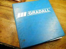 Gradall Xl4100 Parts Manual