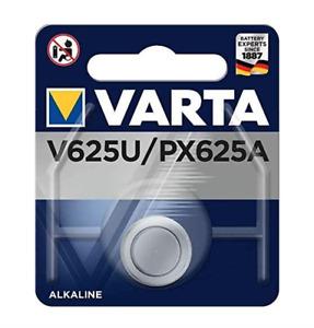 Pile Bouton Alcaline V625U LR9 PX625A 1,5V  *** Varta ***