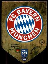 Panini FIFA 365 2019 Adrenalyn XL FC Bayern München FANS: Club badge No. 100