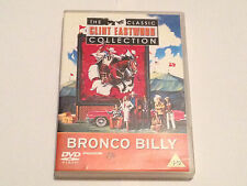 BRONCO BILLY - CLINT EASTWOOD CLASSICS - UK RELEASE - new/sealed