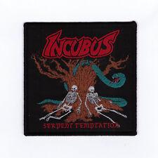 "Incubus ""Serpent Temptation Patch demolition hammer-sepultura-death-sadus-slayer"