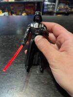 """Star Wars 3.75"""" Darth Vader — Light-Up Lightsaber 2012"""
