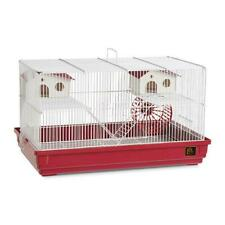 Prevue Pet Products Sp2060R Prevue Hendryx Deluxe Hamster & Gerbil Cage- Bord.