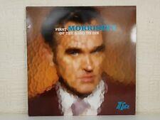 "Morrissey - First Of The Gang To Die 12"" Vinyl - EX/VG+"