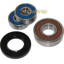Rear Wheel Ball Bearings Seals Kit Fits SUZUKI GSX600F 88-96 K/L/M/N/P/R/S/T