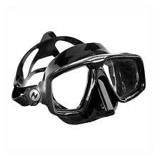 Aqualung Look HD Scuba Diving Mask Technisub Black 02UK