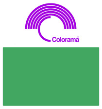 Colorama CHROMA GREEN Background Paper Roll (6 ft) 1.72m x 11m