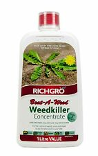 Beat-A-Weed (Natural Herbicide/Weed Killer) Richgro  1L Concentrated - 3L Refill