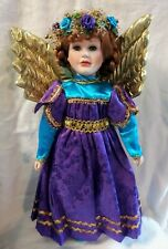 Seymour Mann Connoisseur Collection ~ Isabella ~ Angel Doll w/ Box Tags Vintage