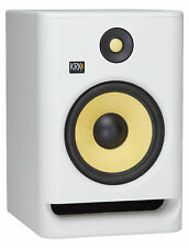 "KRK ROKIT RP8 WN G4 White Noise Studiomonitor Aktiv 8"" 203W Lautsprecher Weiß"