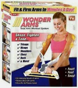 Wonder Arms Total Workout System Resistance Training Bands - NIB