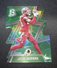 2016 Panini Spectra JOSH NORMAN #37 Neon Green Die Cut/15 Washington REDSKINS