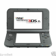 NEW! Nintendo NEW 3DS XL - Black
