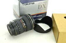 Tokina AT-X PRO 12-24mm F4 II DX AF für Canon, OVP (box) guter Zustand