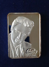 1979 Green Country Mint Elvis Signature GCM-19 Ser #12/50 Silver Art Bar P0605