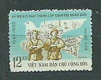 Nord Vietnam - Post Yvert 179 MNH