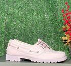 Timberland Noreen Lite Moc Toe Boat Shoes Women's (Size 10) Light Purple A1XJA