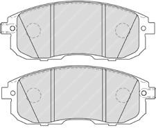 Front Brake Pad Set Fits Nissan OE 410609J425 Ferodo FDB4148