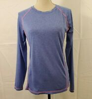 RBX Performance Medium Long Sleeve Pullover Crew Neck Athletic Workout Top*