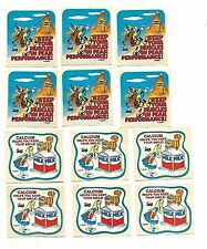 Vintage Stickers - Disney - Mello Smello - Lot of 24