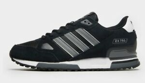 Adidas Originals ZX 750 Black and Gray Men's Trainers All Sizes best men's Gifts