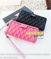 BNWT RRP$95 GUESS MARISA Zip-around Wallet Clutch Purse Wristlet