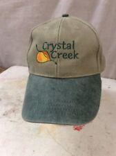 trucker hat baseball cap Vintage Crystal Creek