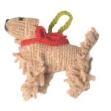 Chilly Dog Cocker Spaniel Ornament  All Wool Fair Trade