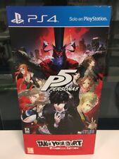 PERSONA 5 TAKE YOUR HEART PREMIUM EDITION PS4  - AGOTADISIMO !!!!!!!!!